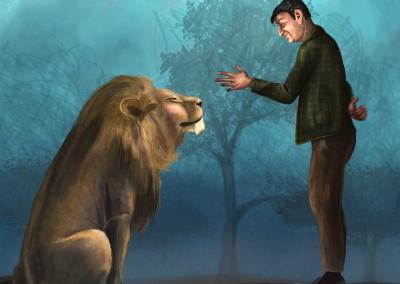 lion_talk
